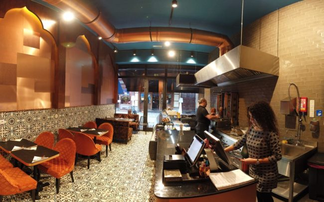 Le Prince Downtown Restaurant Libanais 07