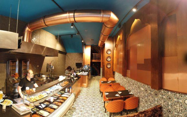 Le Prince Downtown Restaurant Libanais 08