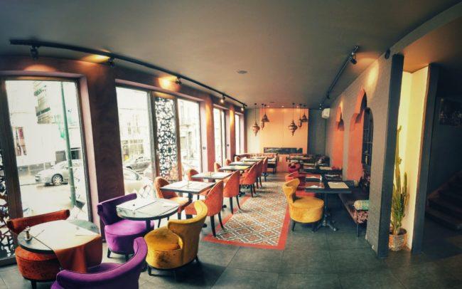 Le Prince Uptown Restaurant Libanais 02