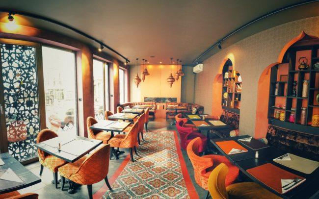 Le Prince Uptown Restaurant Libanais 05