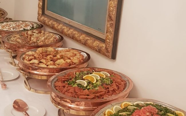 luxe catering